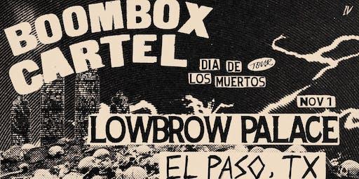 Boombox Cartel - Dia De Los Muertos Tour