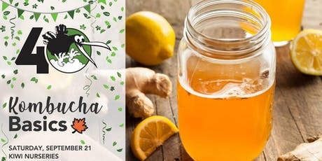Kombucha Basics with The Herbal Mama tickets