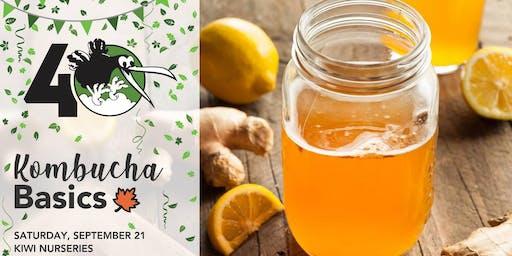 Kombucha Basics with The Herbal Mama