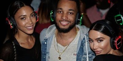 "MILLENNIUM AGE HOSTS: SILENT PARTY TAMPA ""R&B LOVERS & FRIENDS"""