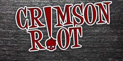 Crimson Riot at Spicolis!
