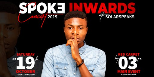 Spoke Inwards Concert 2019