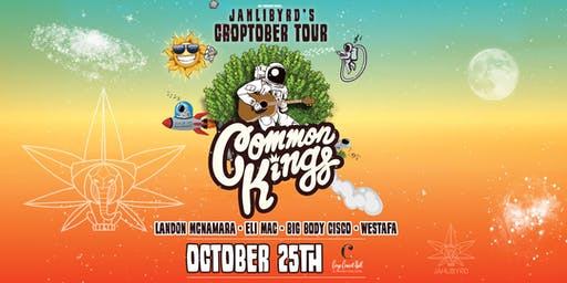 Common Kings at Cargo Concert Hall