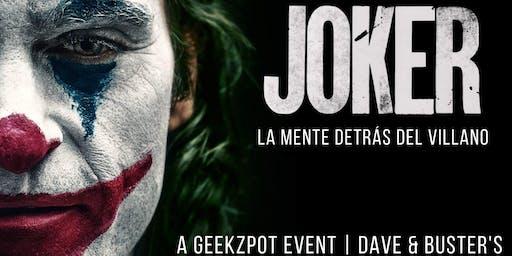 Joker: La Mente Detrás Del Villano