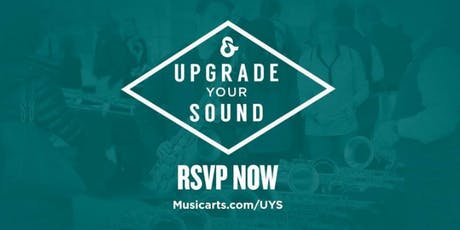 Upgrade Your Sound | Horns of Plenty | Rockville tickets