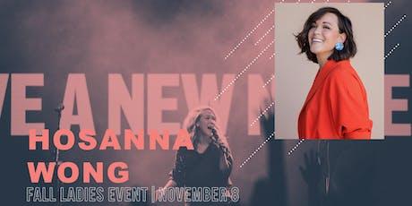 Devenir Night with Special Guest Hosanna Wong tickets