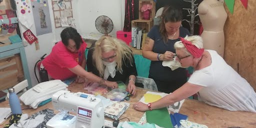 Cloth Sanitary Pad Workshop