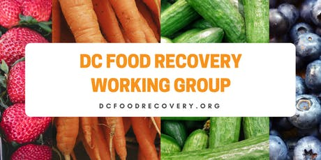 DPR Brown Bag: Overview of Food Recovery in DC tickets