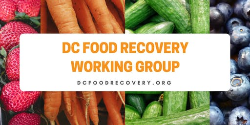 DPR Brown Bag: Overview of Food Recovery in DC