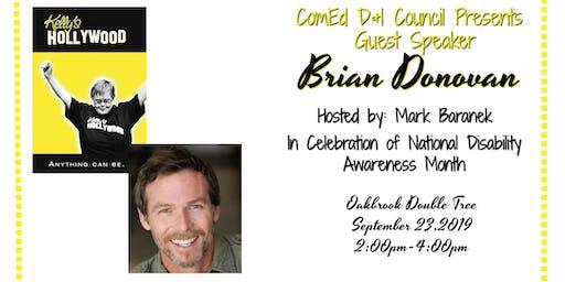 ComEd D&I Guest Speaker: Brian Donovan