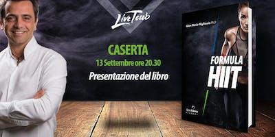 CASERTA | Presentazione libro Formula HIIT