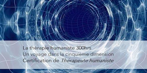 Thérapeute humaniste / Module 1.
