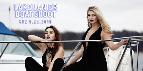 Boat Shoot @Lake Lanier tickets