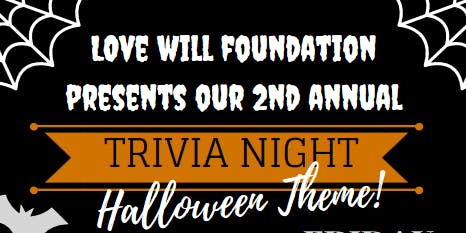 HALLOWEEN TRIVIA NIGHT!