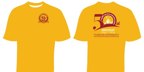 Fab 51+ T-Shirts Commemorating The 50th Anniversary Tuskegee University Forestry and Natural Resources (TUFNR) Program tickets