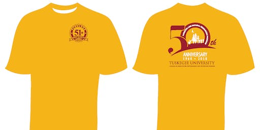 Fab 51+ T-Shirts Commemorating The 50th Anniversary Tuskegee University Forestry and Natural Resources (TUFNR) Program