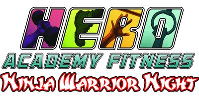 Hero Academy Ninja Warrior Night - September 21st
