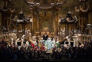 Met Opera Live in HD Turandot (Giacomo Puccini)