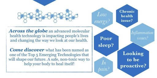 Simple Yet Innovate Cell Health Technology that Helps the Body Heal Itself