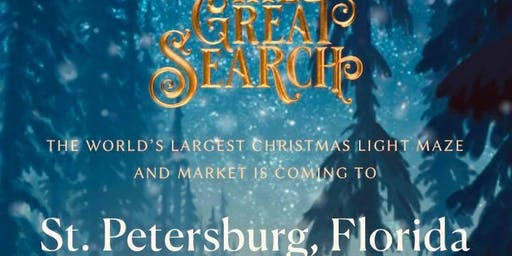The Enchant Christmas Market!