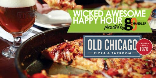 Wicked Awesome Happy Hour Old Chicago
