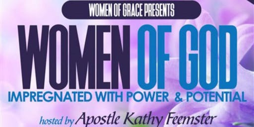 Women of God Impregnated with Power and Potential