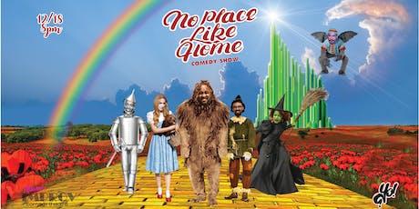 No Place Like Home Comedy Show tickets