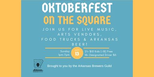 Oktoberfest on the Square 2019