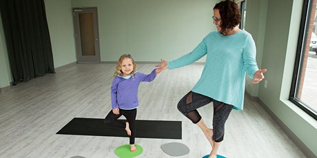 Winter 2020/4 week session - Family Yoga tickets