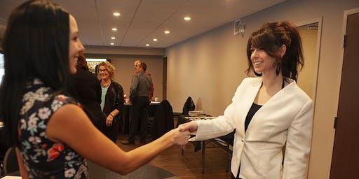 SASKATOON 'CREATING CONNECTIONS' Networking Skills Seminar- First Impressions Matter