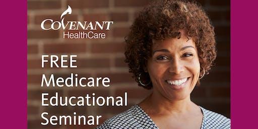 Medicare 101 Informational Seminar