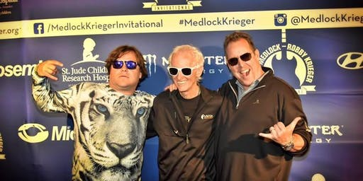 2019 Scott Medlock & Robby Krieger Rock & Roll Golf Classic