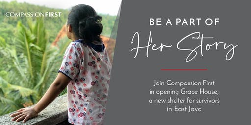 Be Part of Her Story