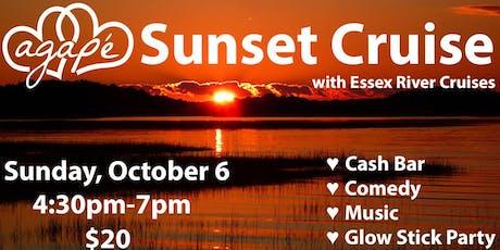 Agapé Sunset Cruise tickets
