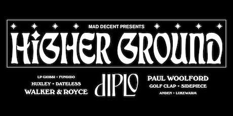Mad Decent - Higher Ground: Diplo, Walker & Royce + More tickets