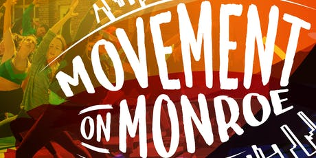 Movement On Monroe tickets