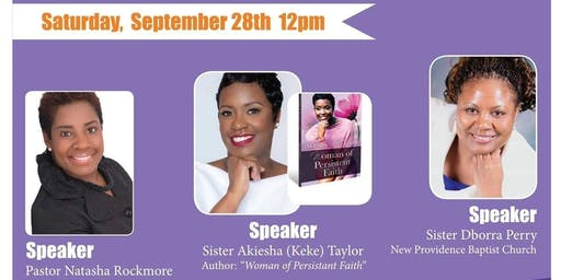Don't Lose Faith.  Lose Weight. Women's Conference