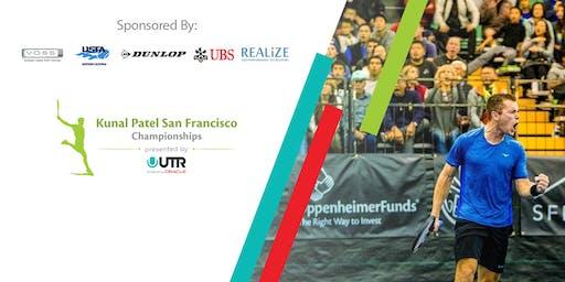 Kunal Patel San Francisco Championships - Final Weekend