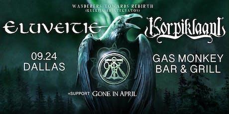 Eluveitie + Korpiklaani tickets