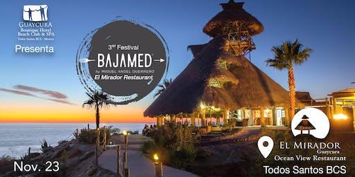 3er Festival de Cocina Baja Med en Todos Santos