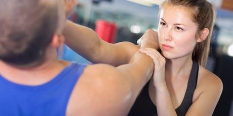 Women's Self-Defense Class (Session 2) tickets