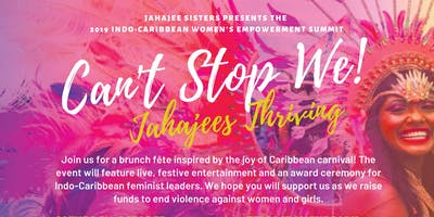 Can't Stop We! Jahajees Thriving Community & Kids Tickets