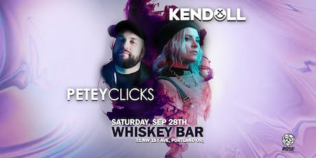 Rose Ent Presents: Kendoll and Petey Clicks w/ Aaron Jackson tickets