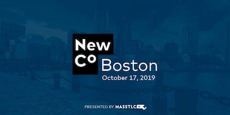NewCo Boston 2019 tickets