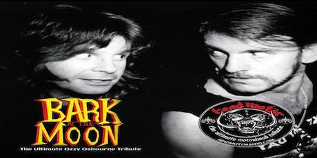 Bark at The Moon w/ Headmotor tickets