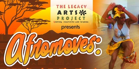 Afromoves: BTF (Back to the Floor) Tickets, Multiple Dates