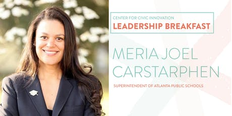 Leadership Breakfast: Meria Joel Carstarphen tickets