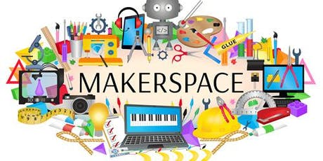 Exploring Makerspace tickets