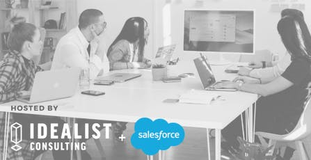 Happy Hour: Small Business Marketing & Sales Alignment with Salesforce tickets