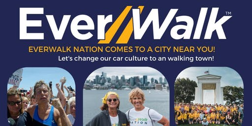 October 5 First Saturday EverWalk Portland Oregon: Walk Along the Willamette
